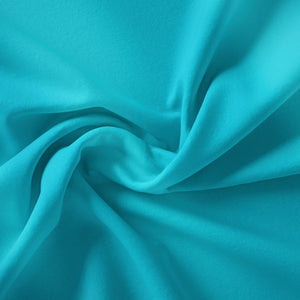 "Lagoon (Aqua Solid) Square Pillow 25"" x 25"" - Shop Baby Slings & wraps, Baby Bedding & Home Decor !"