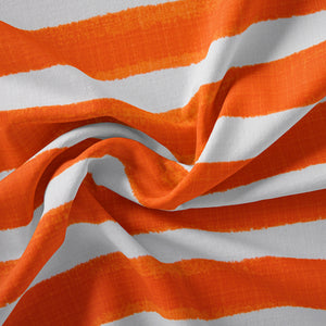 "Caravan Orange(Cabana Orange) Square Pillow 18.5""x 18.5"" - Shop Baby Slings & wraps, Baby Bedding & Home Decor !"