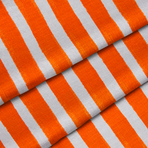 "Lateral Marmalade (Cabana Orange) Tufted Seat Cushion 2 Pk (Tftd-ties) 20""x20""x5"" - Shop Baby Slings & wraps, Baby Bedding & Home Decor !"