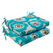 "Load image into Gallery viewer, Laguna Seat Cushion Sq 2Pk (Slab) 20""x20""x3"" - Shop Baby Slings & wraps, Baby Bedding & Home Decor !"