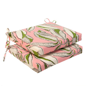 "Panama - Pink  Seat Cushion Sq 2Pk (Slab) 20""x20""x3"" - Shop Baby Slings & wraps, Baby Bedding & Home Decor !"