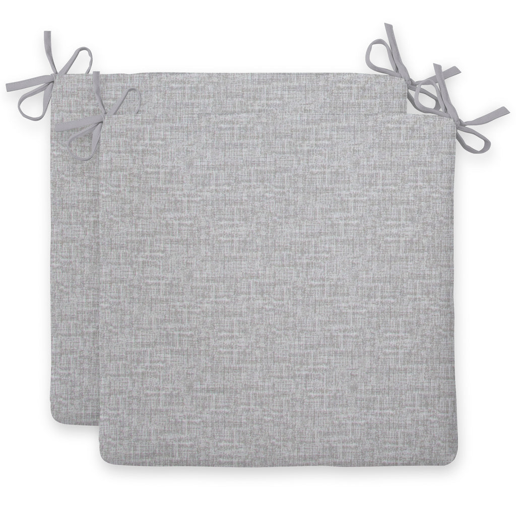 "Portico (Storm) Seat Cushion Sq 2Pk (Slab) 18.5""x16""x3"" - Shop Baby Slings & wraps, Baby Bedding & Home Decor !"