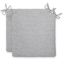 "Load image into Gallery viewer, Portico (Storm) Seat Cushion Sq 2Pk (Slab) 18.5""x16""x3"" - Shop Baby Slings & wraps, Baby Bedding & Home Decor !"