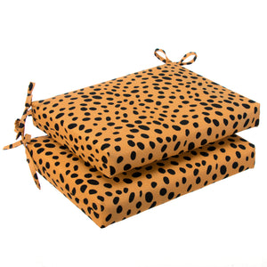 "Malibu (Wilcat) Seat Cushion Sq 2Pk (Slab) 20""x20""x3"" - Shop Baby Slings & wraps, Baby Bedding & Home Decor !"