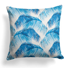 Load image into Gallery viewer, Tahitian Navy (Tropico Navy) Square Pillow 28 x 28 (1pk) - Shop Baby Slings & wraps, Baby Bedding & Home Decor !
