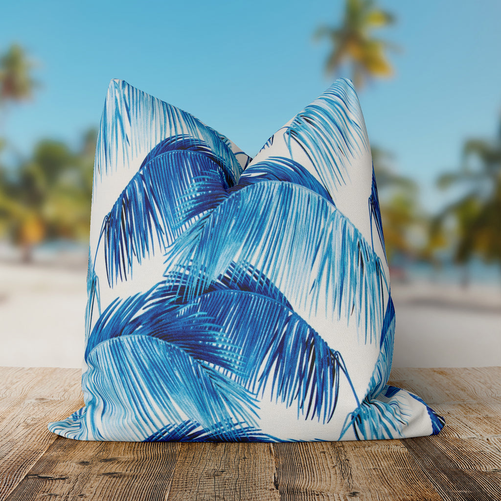 Tahitian Navy (Tropico Navy) Square Pillow 25 x 25 (1pk) - Shop Baby Slings & wraps, Baby Bedding & Home Decor !