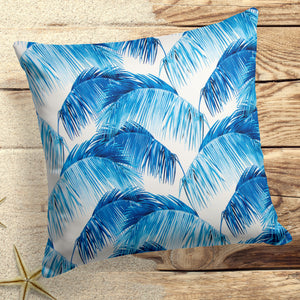 Tahitian Navy (Tropico Navy) Square Pillow 28 x 28 (1pk) - Shop Baby Slings & wraps, Baby Bedding & Home Decor !