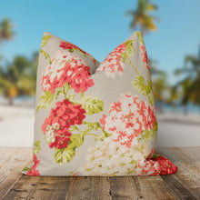 "Load image into Gallery viewer, Summer Garden (May Flowers) Square Pillow 25"" x 25"" - Shop Baby Slings & wraps, Baby Bedding & Home Decor !"