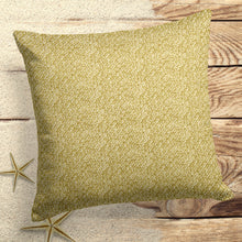 Load image into Gallery viewer, Woven Green (Basketweave Green) Square Pillow 25 x 25 (1pk) - Shop Baby Slings & wraps, Baby Bedding & Home Decor !