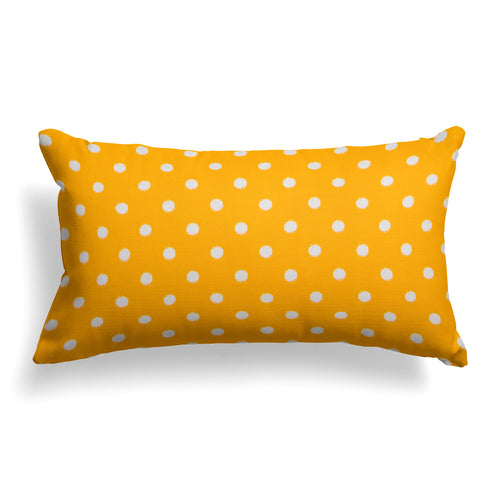 Coastal Pineapple (Dottie Pineapple) Lumbar Pillow 22