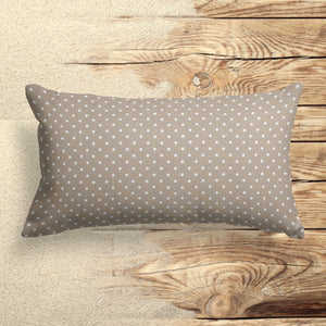"Coastal Sand (Dottie Sand) Lumbar Pillow 22"" x 12"" - Shop Baby Slings & wraps, Baby Bedding & Home Decor !"