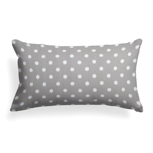 Coastal Grey (Dab Grey) Lumbar Pillow 22
