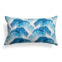 Load image into Gallery viewer, Tahitian Navy (Tropico Navy) Lumbar Pillows 22 x 12 (1 pk) - Shop Baby Slings & wraps, Baby Bedding & Home Decor !