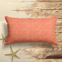 Load image into Gallery viewer, Woven Rust (Basketweave Rust) Lumbar Pillows 22 x 12 (1 pk) - Shop Baby Slings & wraps, Baby Bedding & Home Decor !