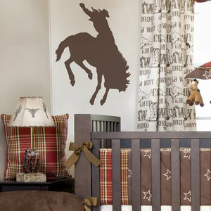 Cowboy Decal - Shop Baby Slings & wraps, Baby Bedding & Home Decor !