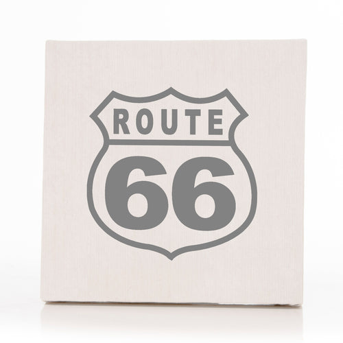 Uptown Traffic Wall Art - Route 66 - Shop Baby Slings & wraps, Baby Bedding & Home Decor !