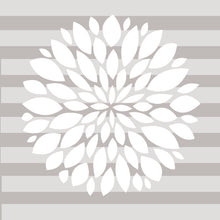 Load image into Gallery viewer, White Flower Decal - Shop Baby Slings & wraps, Baby Bedding & Home Decor !