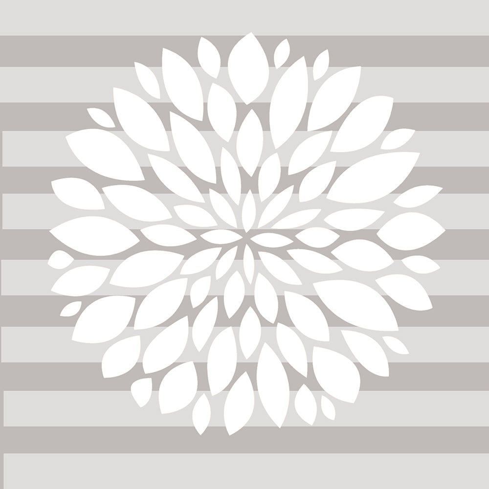 White Flower Decal - Shop Baby Slings & wraps, Baby Bedding & Home Decor !