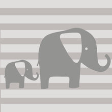 Load image into Gallery viewer, Grey Elephant Decal (Set of 2) - Shop Baby Slings & wraps, Baby Bedding & Home Decor !