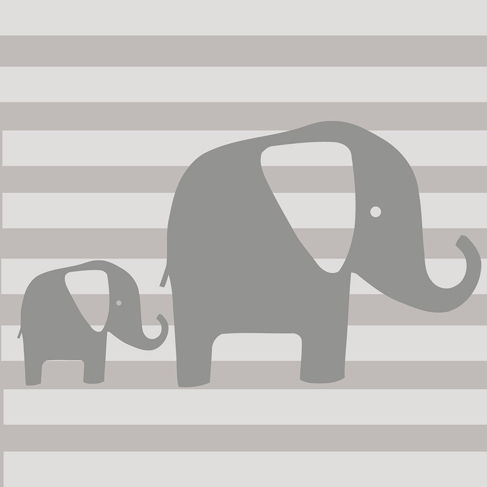 Grey Elephant Decal (Set of 2) - Shop Baby Slings & wraps, Baby Bedding & Home Decor !