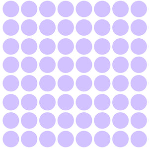 Lilac Dots Decal - Shop Baby Slings & wraps, Baby Bedding & Home Decor !