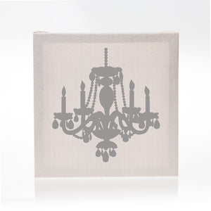 Chandelier Wall Canvas - Shop Baby Slings & wraps, Baby Bedding & Home Decor !