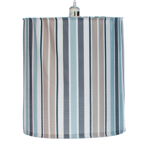 Luna Hanging Drum Shade - Stripe - 60 Watt - Shop Baby Slings & wraps, Baby Bedding & Home Decor !