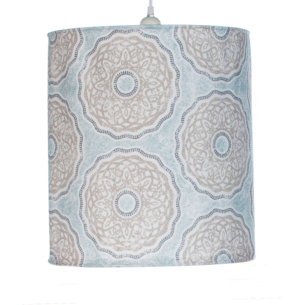 Luna Hanging Drum Shade - Orbs - 60 Watt - Shop Baby Slings & wraps, Baby Bedding & Home Decor !