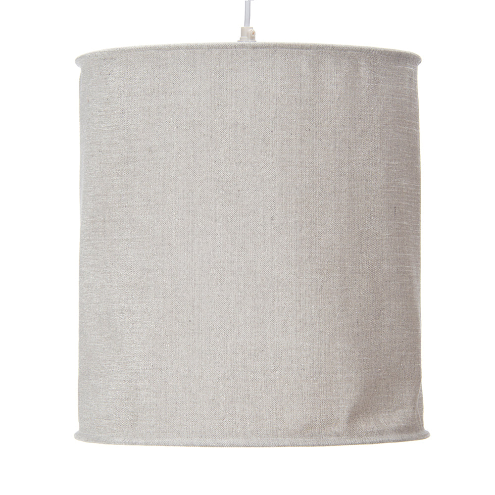 Twiggy Hanging Drum Shade - Grey Sparkly Velvet - Shop Baby Slings & wraps, Baby Bedding & Home Decor !