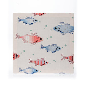 Fish Embroidery Wall Art - Shop Baby Slings & wraps, Baby Bedding & Home Decor !