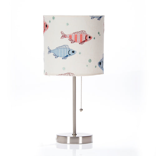 Fish Tales Mod Lamp & Shade - Fish - Shop Baby Slings & wraps, Baby Bedding & Home Decor !