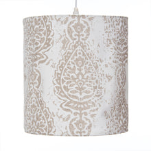 Load image into Gallery viewer, Soho Hanging Drum Shade  Fretwork - Shop Baby Slings & wraps, Baby Bedding & Home Decor !