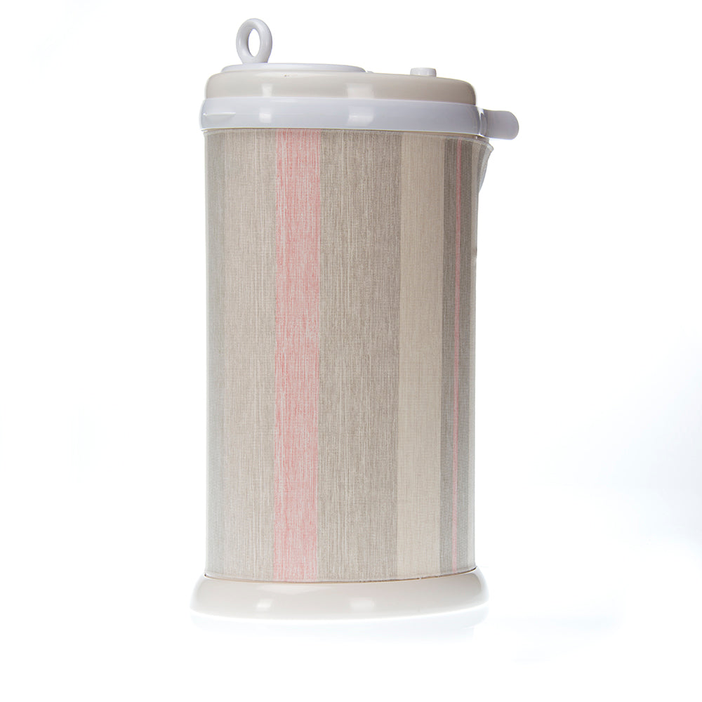 Florence Stripe Ubbi Diaper Pail Cover - Shop Baby Slings & wraps, Baby Bedding & Home Decor !