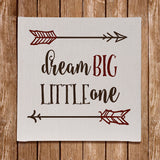 North Country Wall Art Dream Big - Shop Baby Slings & wraps, Baby Bedding & Home Decor !