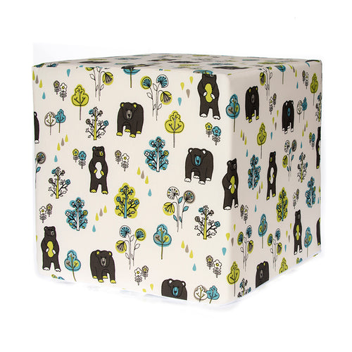 North Country Pouf, Bears - Shop Baby Slings & wraps, Baby Bedding & Home Decor !