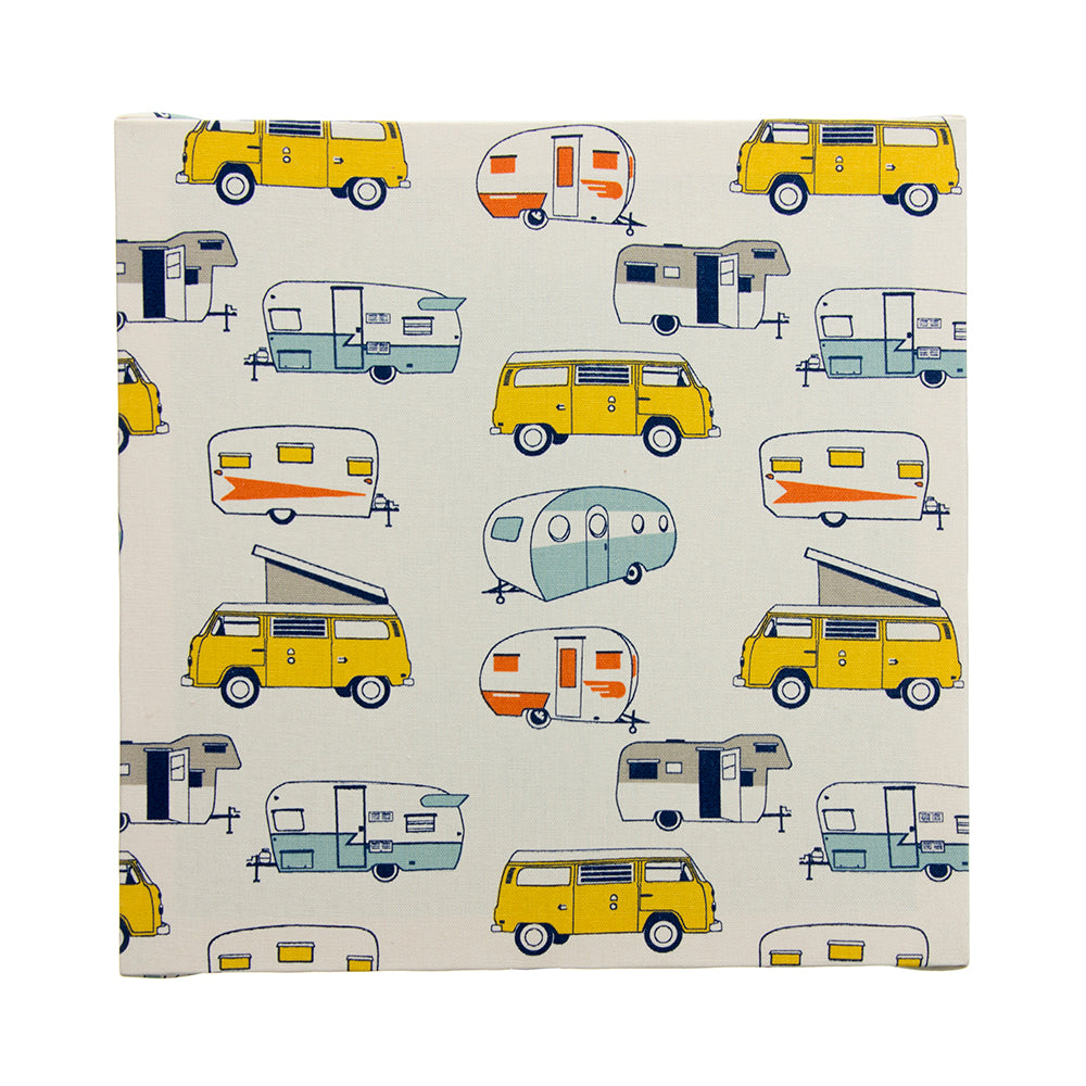 Happy Camper Wall Art-Camper - Shop Baby Slings & wraps, Baby Bedding & Home Decor !