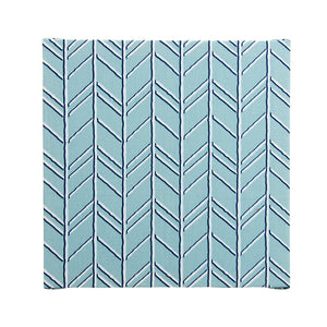 Happy Camper Wall Art-Blue Geometric - Shop Baby Slings & wraps, Baby Bedding & Home Decor !