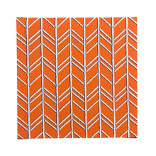 Load image into Gallery viewer, Happy Camper Wall Art-Orange Geometric - Shop Baby Slings & wraps, Baby Bedding & Home Decor !