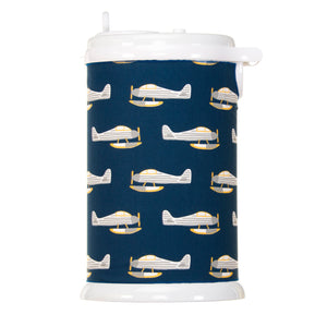 First Flight Ubbi Diaper Pail Cover - Shop Baby Slings & wraps, Baby Bedding & Home Decor !
