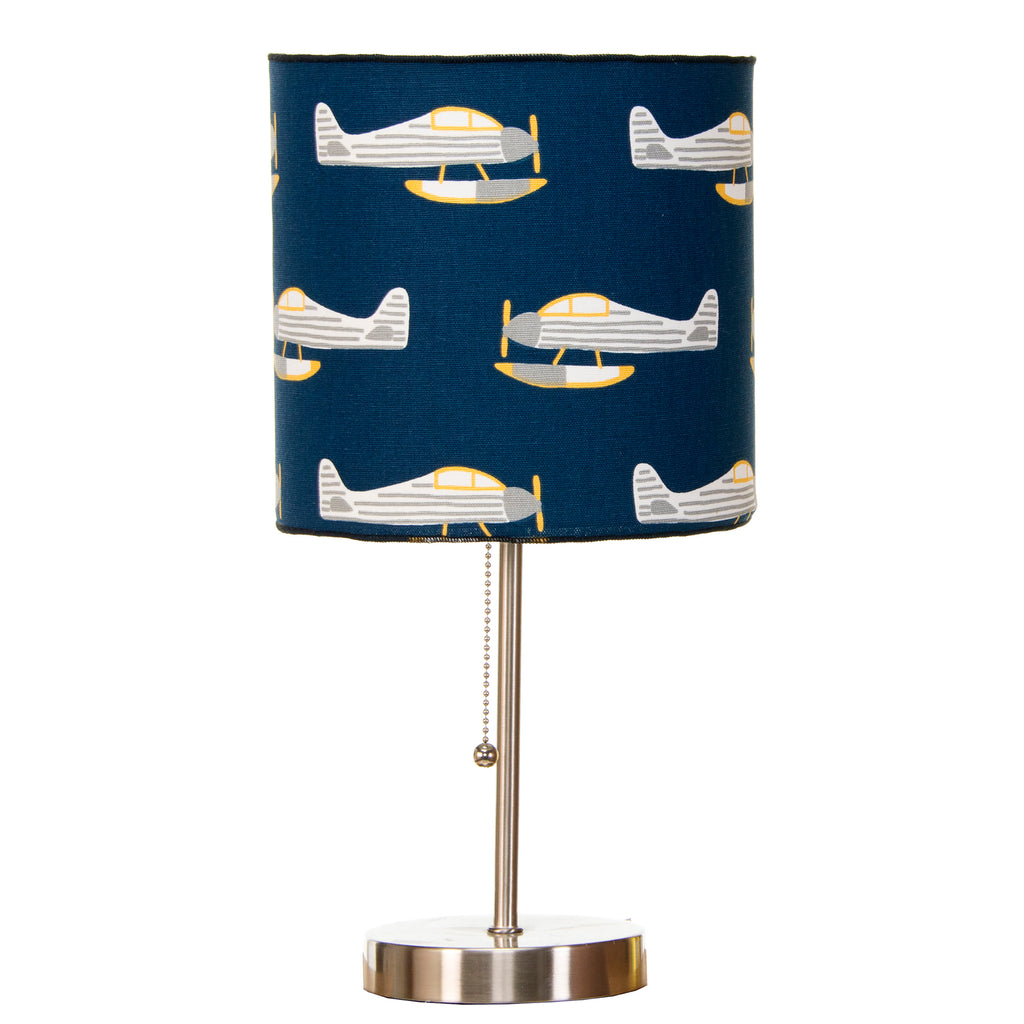 First Flight Mod Lamp &  Shade (60W) - Shop Baby Slings & wraps, Baby Bedding & Home Decor !