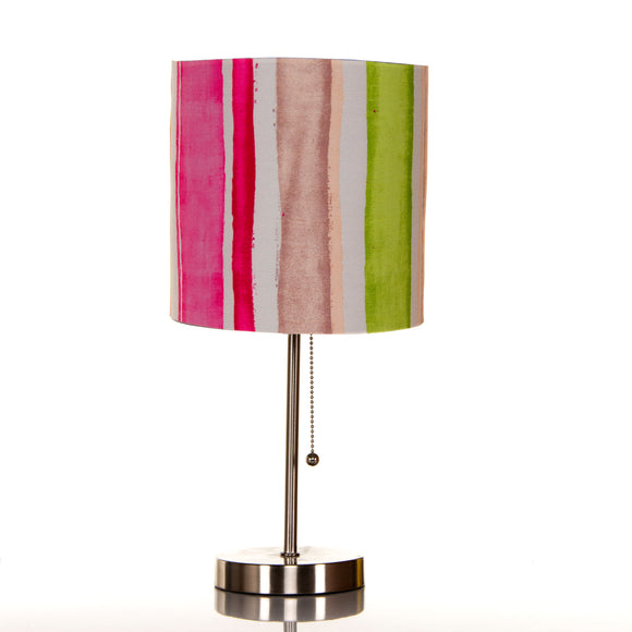 Cherry Blossom Mod Lamp Stripe - Shop Baby Slings & wraps, Baby Bedding & Home Decor !