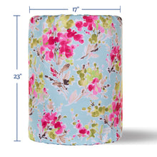 Load image into Gallery viewer, Cherry Blossom Hamper - Shop Baby Slings & wraps, Baby Bedding & Home Decor !