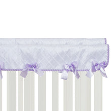 Load image into Gallery viewer, Sweet Pea  Crib Rail Protector - Shop Baby Slings & wraps, Baby Bedding & Home Decor !