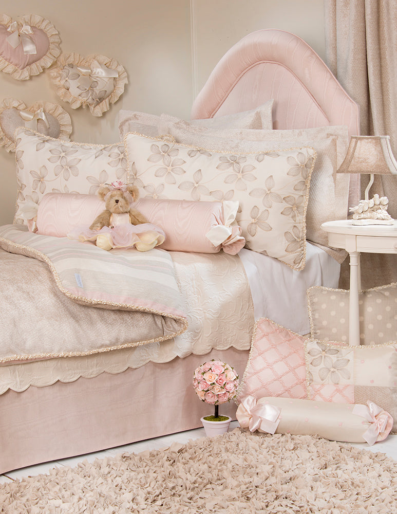 Florence  Bed Skirt - Shop Baby Slings & wraps, Baby Bedding & Home Decor !