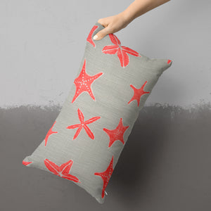 "Bali Coral 14""x24"" Lumbar Pillow - Shop Baby Slings & wraps, Baby Bedding & Home Decor !"