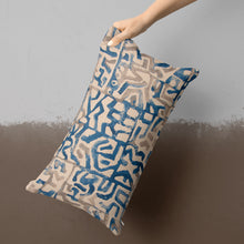 "Load image into Gallery viewer, Ares 14""x24"" Lumbar Pillow - Shop Baby Slings & wraps, Baby Bedding & Home Decor !"