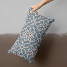 "Load image into Gallery viewer, Neema 14""x24"""" Lumbar Pillow - Shop Baby Slings & wraps, Baby Bedding & Home Decor !"