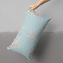"Load image into Gallery viewer, Bali Aqua 14""x24"" Lumbar Pillow - Shop Baby Slings & wraps, Baby Bedding & Home Decor !"