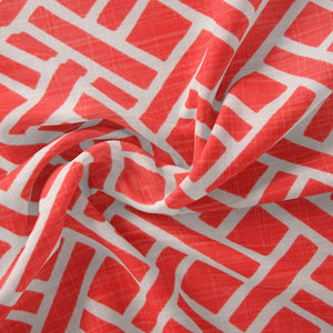 "Fusion Coral 18"" Pillow - Shop Baby Slings & wraps, Baby Bedding & Home Decor !"