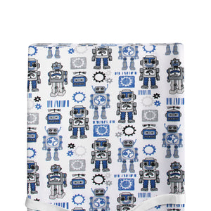 REBOOT ROBOT CHANGING PAD COVER